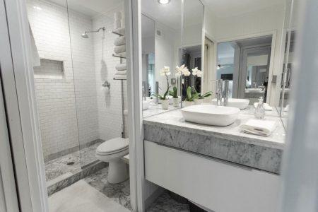 ديكورات حمامات فلل (2)