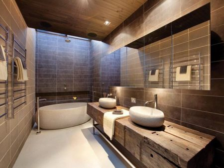 ديكورات حمام (1)