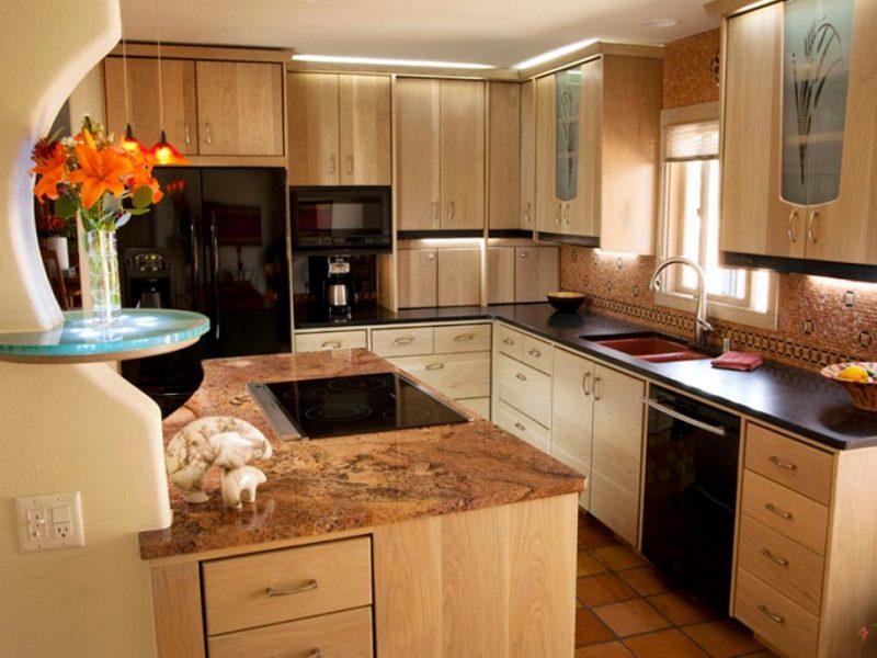 رخام و جرانيت مطبخ (1)
