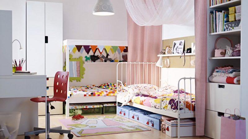 الوان غرف اطفال 2018 (1)