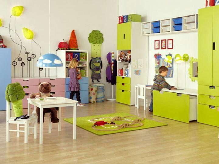 الوان غرف اطفال 2018 (2)