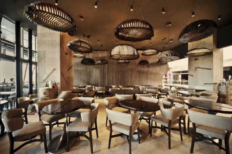 ديكور كافيه و مطعم (2)