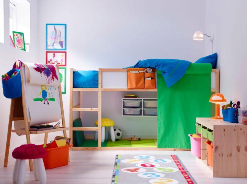 غرف اطفال جميلة (1)