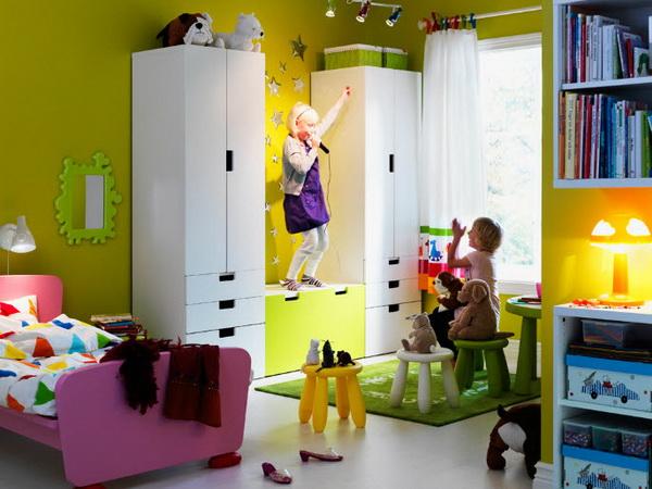 غرف اطفال فخمة جدا (1)