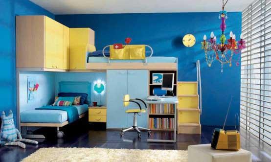 غرف اطفال مميزة 2018 (2)