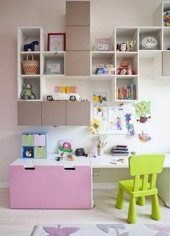 غرف اطفال2018 مميزة شيك باحدث الديكورات العالمية (1)
