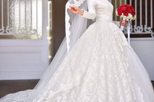 669d7164e فساتين زفاف جديدة 2018 (1)