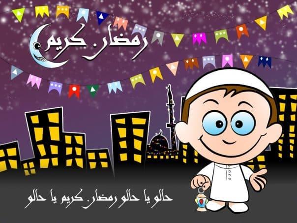 فانوس رمضان 2018 خلفيات و رمزيات (1)