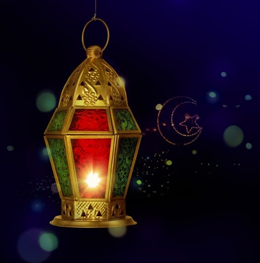 فانوس شهر رمضان (1)