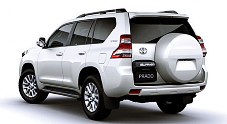 خلفيات Toyota Land Cruiser (2)