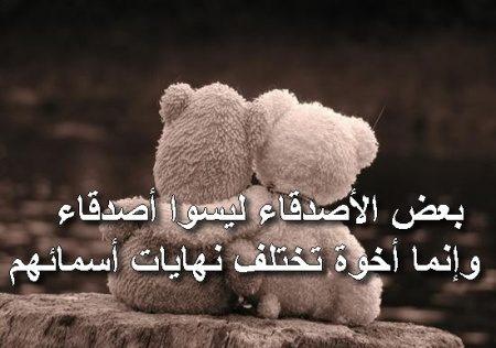 رمزيات عن الاصدقاء (1)