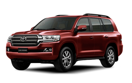 رمزيات Toyota Land Cruiser