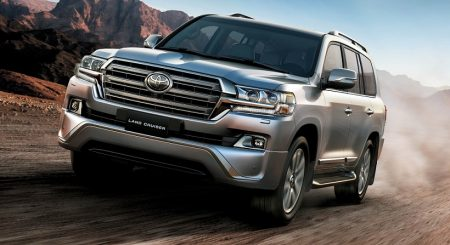 صور Toyota Land Cruiser (1)