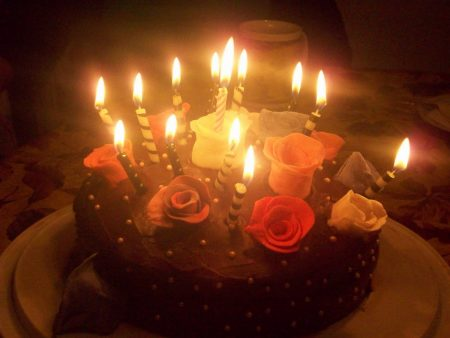 كيك عيد ميلاد بالصور (2)
