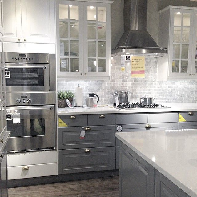 Grey Kitchen Ideas Pinterest: صور ديكورات مطابخ 2019 احدث تصميمات مطابخ جديدة
