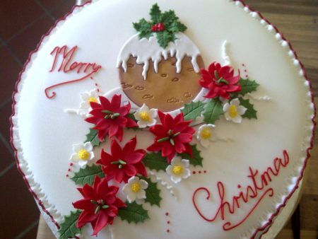 تورتة عيدميلاد (2)