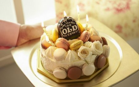 تورتة عيد ميلاد حلوة (2)