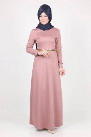 لبس بنات محجبات2019 (1)