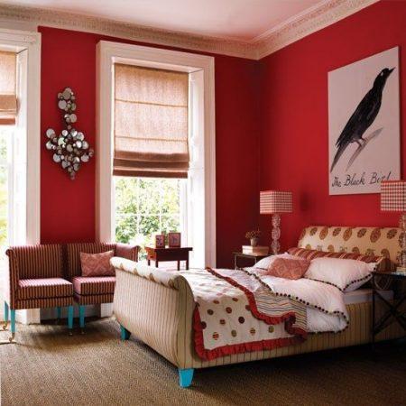 غرف حمراء جديدة (1)