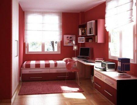 غرف حمراء جديدة (2)