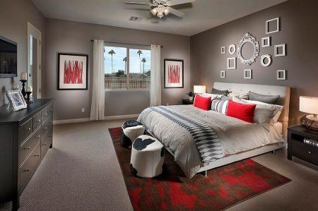 غرف نوم حمرا (1)