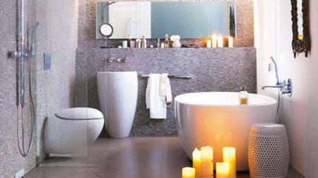 اشكال ديكورات حمامات 2019 (1)
