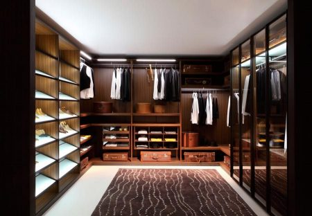 افكار غرف ملابس (1)