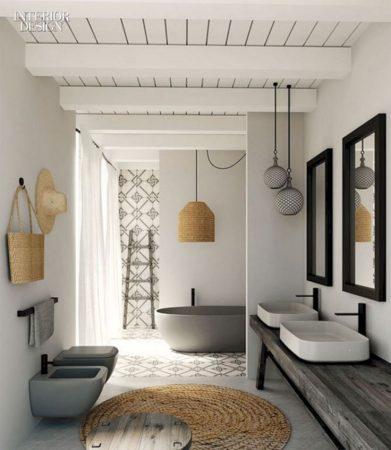 ديكورات حمامات 2019 جديدة (1)