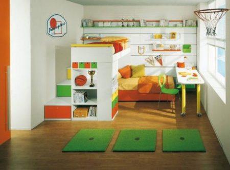 ديكورات غرف اطفال جديدة شيك فخمة 2019 (2)