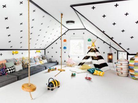 ديكورات غرف اطفال جديدة شيك فخمة 2019 (3)