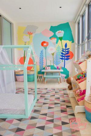 ديكورات غرف اطفال (3)
