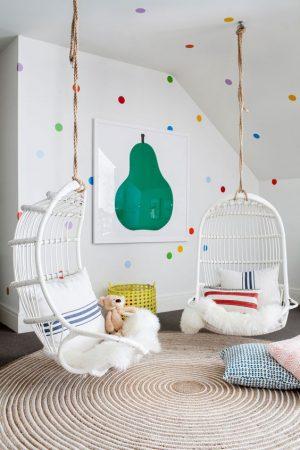 ديكورات غرف اطفال2019 جديدة