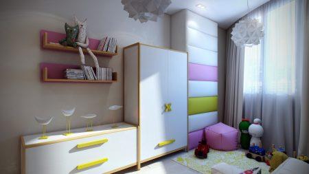 ديكورات غرف الاطفال (2)