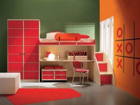 صور اشكال غرف اطفال (2)