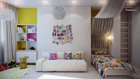 صور غرف اطفال 2019 (1)