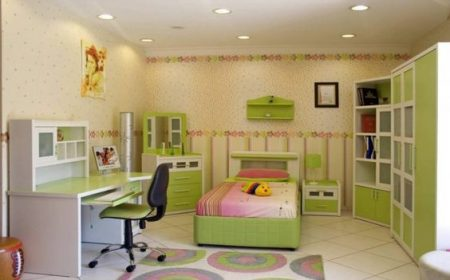 غرف اطفال جديدة 2019 ديكورات فخمة (1)