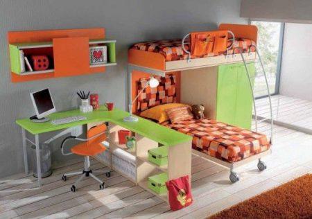 غرف اطفال2019 اجدد ديكورات غرف اطفال (1)