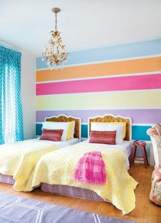 غرف نوم اطفال 2019 تصميمات غرف اطفال عصرية (2)