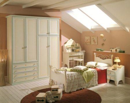 غرف نوم اطفال 2019 عصرية شيك فخمة (3)