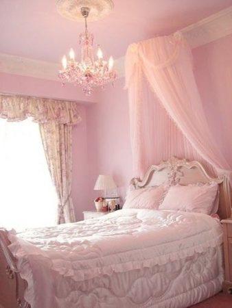 غرف نوم بينك (1)