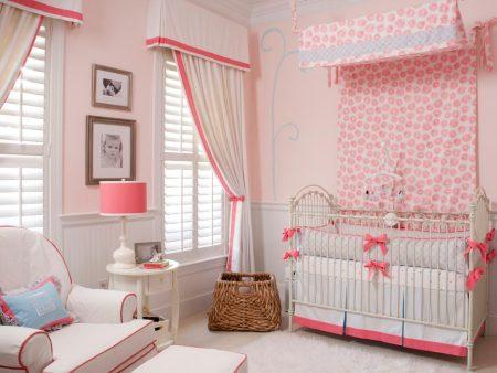 غرف نوم وردي (1)