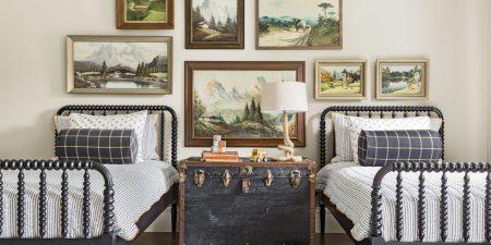 تصميمات غرف نوم كاملة 2019 (1)