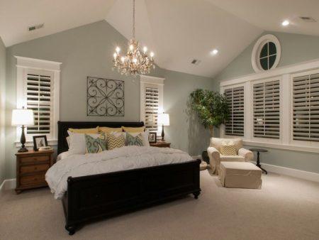 غرف نوم جديدة بتصميمات خيالية 2019 (2)