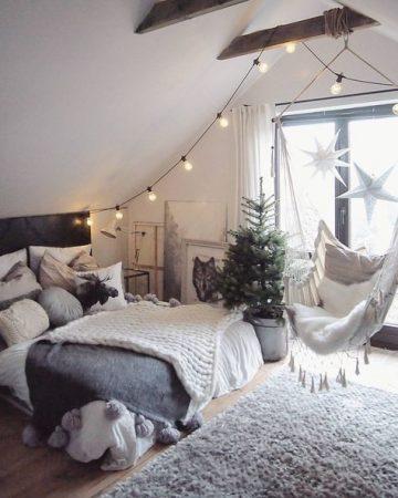 غرف نوم جديدة بتصميمات خيالية 2019 (3)