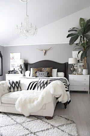 غرف نوم فخمة 2019 (1)