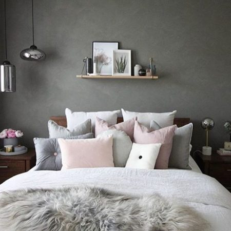 غرف نوم فخمة 2019 (2)