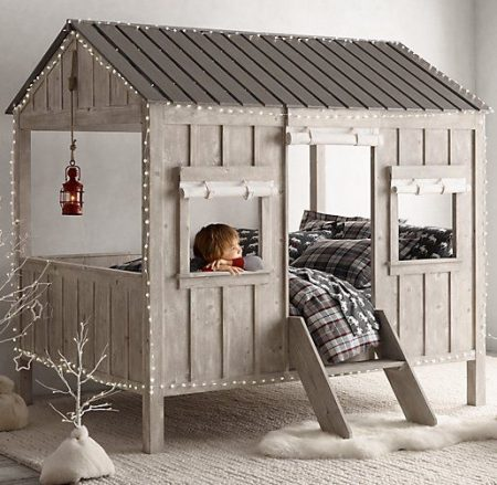احدث غرف نوم اطفال 2019 ديكورات غرف اطفال جديدة (2)