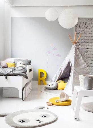 احدث غرف نوم اطفال 2019 (1)