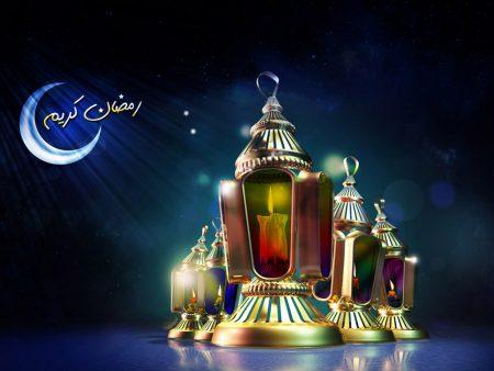 صور تهنئة بشهر رمضان المبارك 2019 (2)