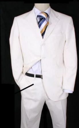 men suits white 3